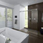 Paroi de douche - Miroiterie du 8eme